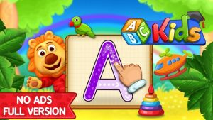 ABC Kids-Tracing and Phonics hình ảnh ngộ nghĩnh, đáng yêu