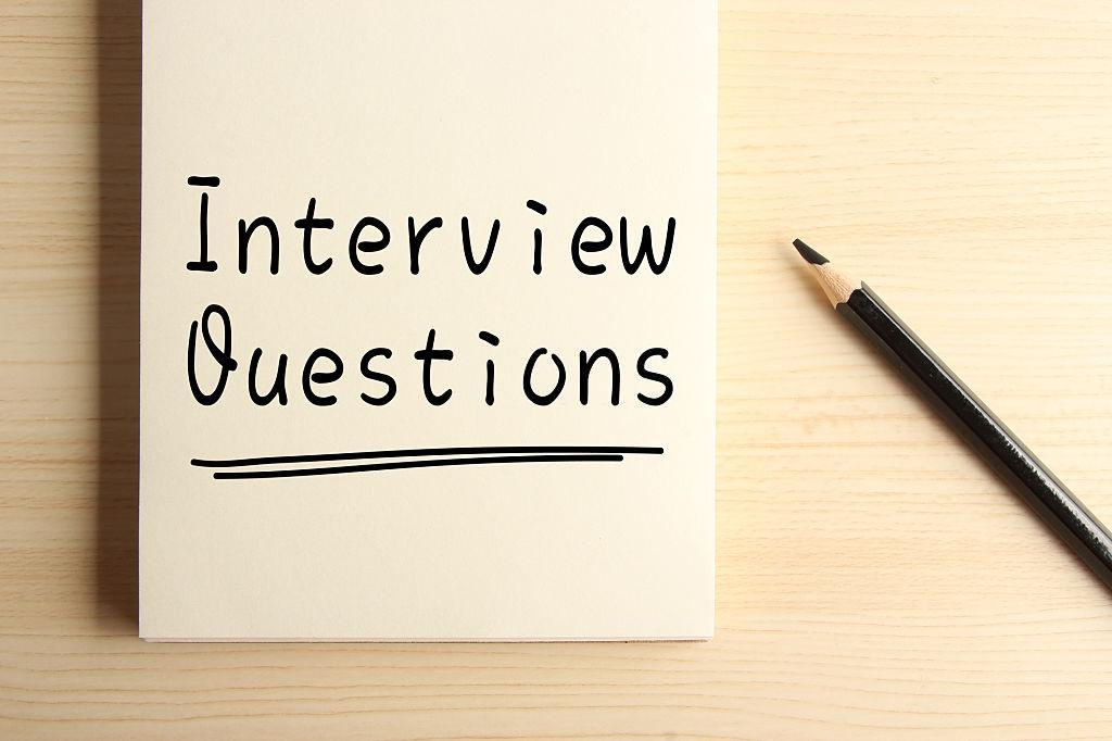 Các câu hỏi thông dụng trong phỏng vấn tiếng Anh
