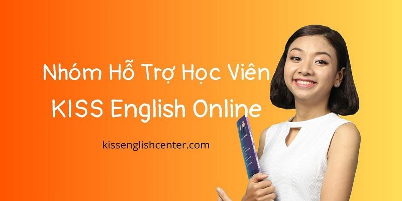 KISS English - trang web học tiếng Anh uy tín